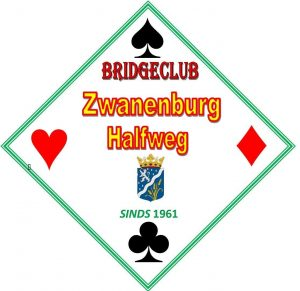 Bridgeclub Zwanenburg-Halfweg logo